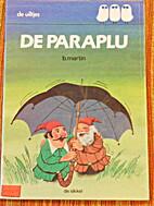 de paraplu by B. Martin