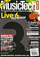 MusicTech Magazine, Issue 43, October 2006…