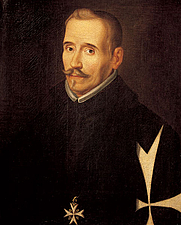 Author photo. Eugenio Caxés (1577- 1642)