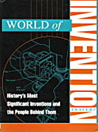 World of Invention (1st ed) by Bridget…