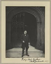 Author photo. Sir (John) Benjamin Stone