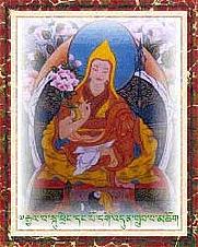 Author photo. Gendun Drup, the first Dalai Lama of Tibet