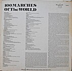 100 Marches of the World (5 LP)