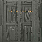 Louise Nevelson: Collages ; [exhibition]…