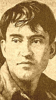 Author photo. Victor Thaddeus scanned from 1935 newspaper