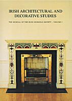 Irish architectural and decorative studies:…