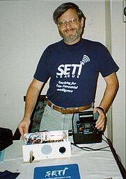Author photo. H. Paul Shuch