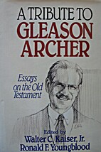A Tribute to Gleason Archer by Walter C.Jr.…