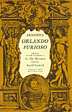 Orlando furioso; selections from the…