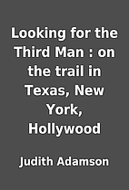 Looking for the Third Man : on the trail in…