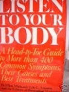 Listen to your body: A head-to-toe guide to…