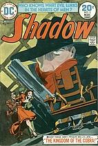 The Shadow No. 3 by Denny O'Neil