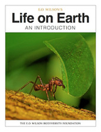 E. O. Wilson's Life on Earth by Gaël McGill