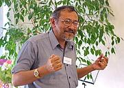 Author photo. Probal Dasgupta