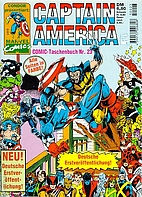 Captain America Comic-Taschenbuch 23 by…