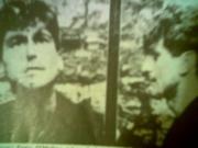 Author photo. Ernie O'Malley's 1920 mugshot.