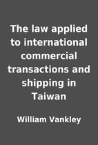 The law applied to international commercial…