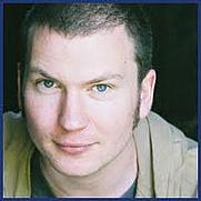 Author photo. Simon Guerrier