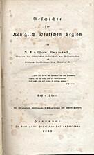 Geschichte Der Königlich Deutschen Legion:…