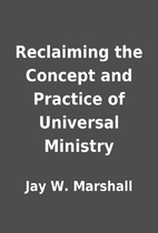Reclaiming the Concept and Practice of…