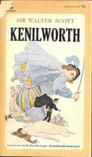 Kenilworth by Walter Scott