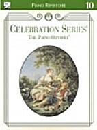 Celebration Series: Piano Repertoire Album…