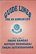 Guide Lines for an ashram life by Swami…