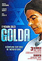 A Woman Called Golda [DVD] by Ingrid Bergman