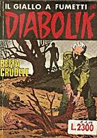 Diabolik R n.311: Beffa crudele by Angela…