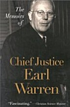 The Memoirs of Chief Justice Earl Warren by…