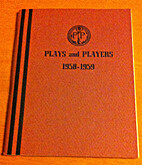 Plays and Players 1958-1959