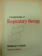 Fundamentals of Respiratory Therapy by…