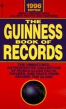 The Guinness Book of Records 1996 by Norris…