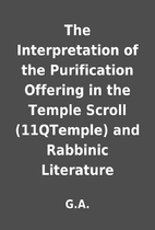 The Interpretation of the Purification…