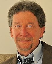 Author photo. Larry Sarezky