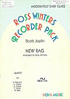 Scott Joplin, New Rag by Ross Winters