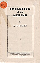 Evolution of the merino : [bibliog.] by…