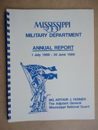 Mississippi Military Department, FY 2001. by…