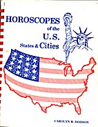 HOROSCOPES of the U.S. States and Cities by…