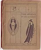 The Sphinx by Oscar Wilde