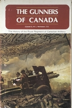 The gunners of Canada : the history of the…