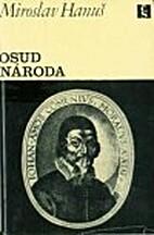 Osud naroda by Miroslav Hanus