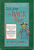 Tales from the Back Page by Steve Campbell