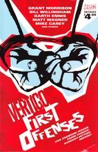 Vertigo: First Offenses (DC Comics Vertigo)…