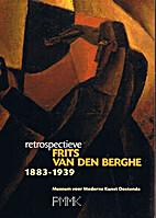 Frits Van den Berghe by Piet Boyens