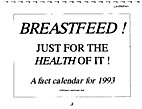 Breastfeed! Just for the Health of It! A…