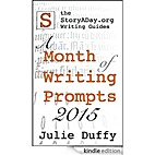 A Month Of Writing Prompts 2015: A…