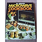 Microwave Cook Book by Jill Spencer
