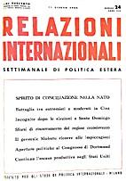 24. 1-25 : Relazioni Internazionali dal 1…