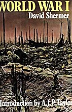 World War I by David R. Shermer